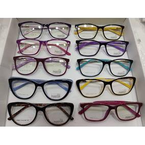 66c8fa702 Armação De Receituário Atacado - Óculos no Mercado Livre Brasil