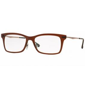 Óculos De Grau Feminino Light-ray Ray Ban Rb7039 5450 Tam.51 53d9a559c3
