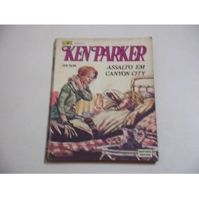 Ken Parker Nº 13 - Novembro/1979 - Vecchi - Original