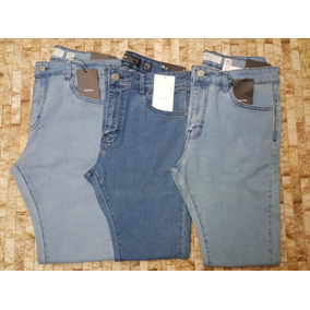 Jean Pantalones Blue Jeans Bershka Para Caballeros Skinn Fit