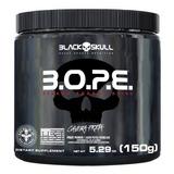 Pre Treino - Bope - 30 Doses - 150g - Black Skull