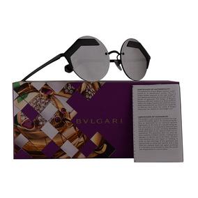 1dc21e581ce5c Óculos Bvlgari Bv6089 Sunglasses Black Ma - 224314