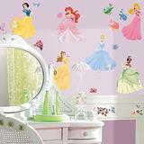 Pegatinas De Pared De Disney Princess Peel Y Stick
