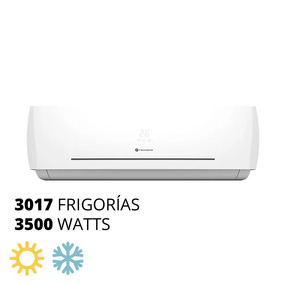 Aire Split Frio - Calor 3017f / 3500w Fedders As35hwdcw Bla