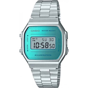 07118bb5152 Relogio Casio Preto Espelhado - Relógios no Mercado Livre Brasil