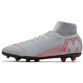Chuteira Nike Mercurial Campo Botinha - Chuteiras Nike de Campo para ... 985ab02c92b2f
