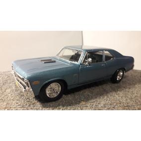 Chevy Nova 1970 Escala 1/24