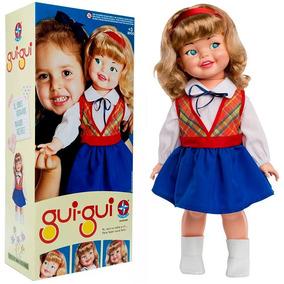 Boneca Gui Gui - Edição Especial 80 Anos - Estrela