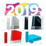 Nintendo Wii 160gb Con 50 Juegos+30 Gamecube+5300 Clasicos.