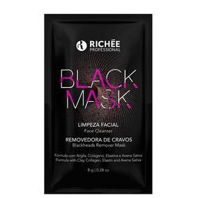 Richée Black Mask Limpeza Facial 8g