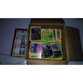 Lote De 1120 Cards Pokemon Originais Leia A Descricao