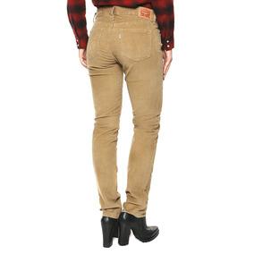 Jeans Levis 712 Slim Pana Kaki Talla 25x32 Nuevo Original