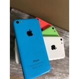 Iphone 5c 16gb Libre Cualquier Compañía Usando Buena Estetic