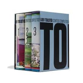 Contos Completos - 3 Volumes Liev Tolstói