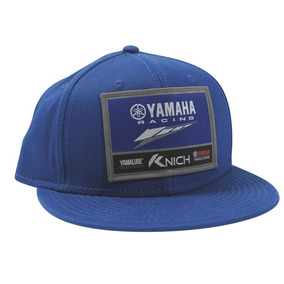 Gorra Factory Effex Yamaha Hombre Cierre Atrás Tu Azul e24a0f5fe36