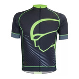 Camisa Mtb/speed Mauro Ribeiro Authentic Verde (p A 3g)