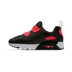 Zapatillas Nike Air Max Tiny 90 Negro Niños