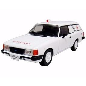Chevrolet Caravan Ambulância :fascículo + Miniatura: