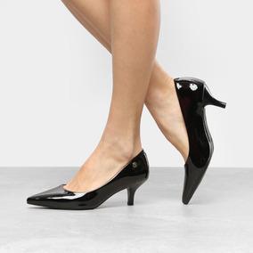 Scarpin Sapatos Femi Vizzano Preto