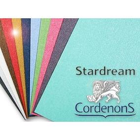 5 Cartulina Stardream, Papel Para Invitaciones Boda, Sobres