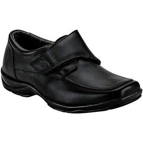 Zapato Escolar Niño Dogi 9213 Ng - 18-25 Envio Gratis