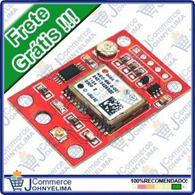 Módulo Gps Neo6m Neo-6m Antena Para Arduino Frete Grátis!