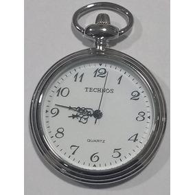 d5321a094c4 Relogio De Bolso Technos Quartz - Relógios no Mercado Livre Brasil