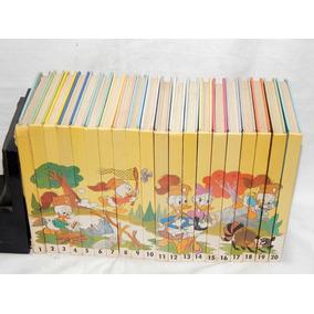 Antiga Coleção Livros Biblioteca Escoteiro Mirim - Completa