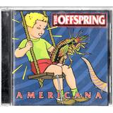 The Offspring. Americana. Cd Original Usado. A4.