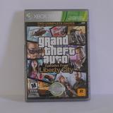 Grand Theft Auto Liberty City - Xbox 360