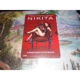 Box Dvd Nikita A 1° Temporada Completa Original