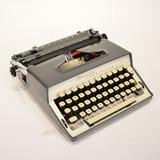 Máquina De Escribir Remington Monarch