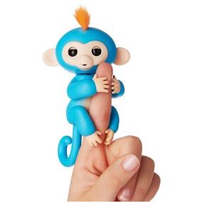 Agarradinho Happy Monkey Sensor Macaquinho Bebe Novo