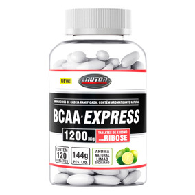 Bcaa Express 120 Tabs - Lauton Nutrition