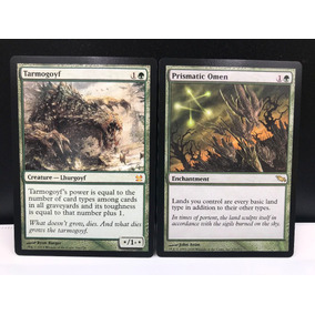 4 Unidades Cards Avulsos De Magic The Gathering Mtg -- Proy