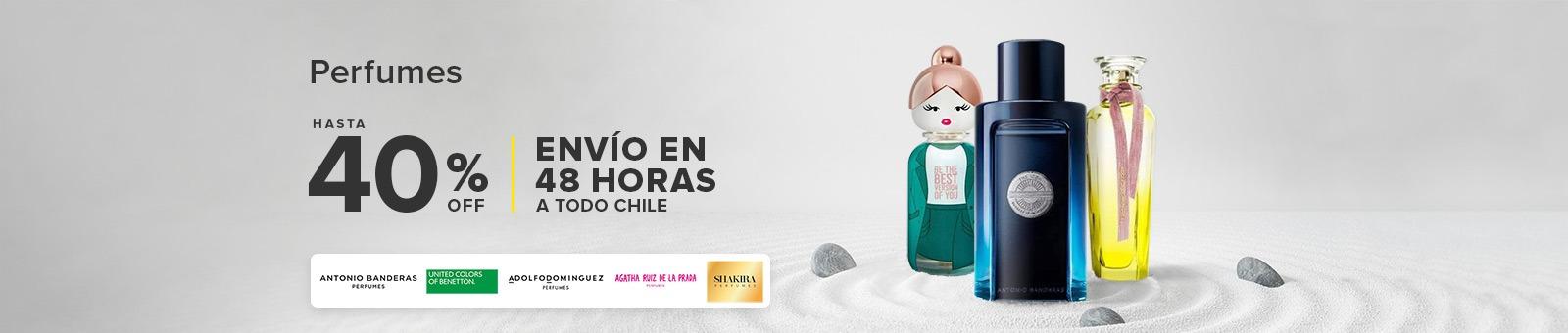 Perfumes en Mercado Libre