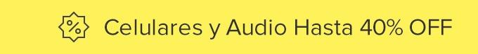 Celulares Y audio