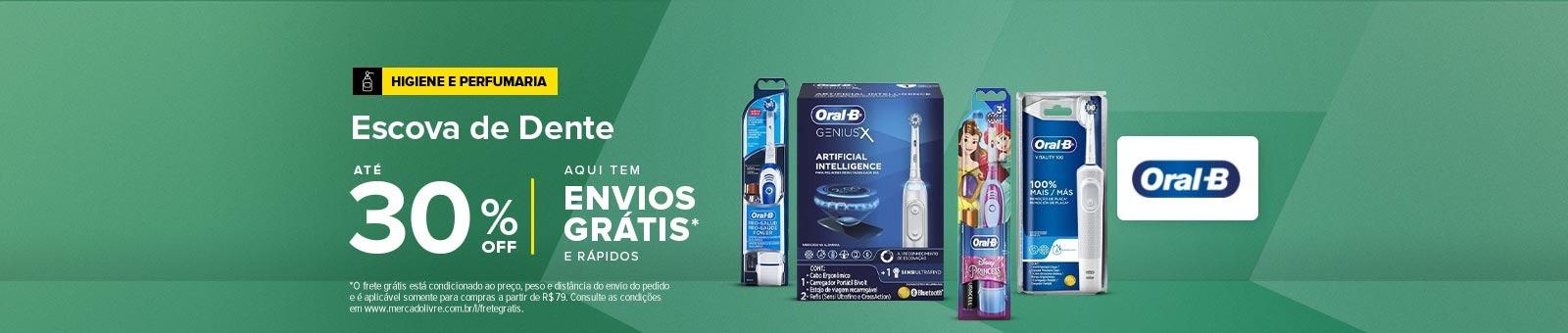 Oral B - Escova de Dente
