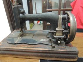 Antiguíssima Máquina De Costura Manual R A R I D A D E