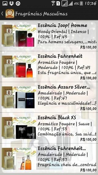 Perfumes Inportado
