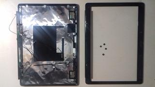 Carcasa Y Bisel Frontal Display Compaq Presario V3000