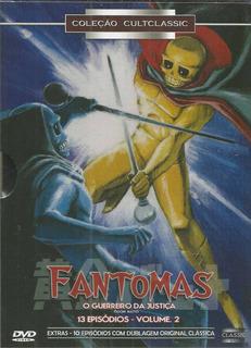 Fantomas Volume 02 Dvd Cultclassic - Bonellihq F19