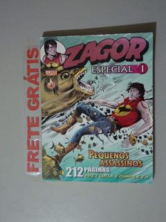 Revista Zagor - Especial 1 - Pequenos Assassinos