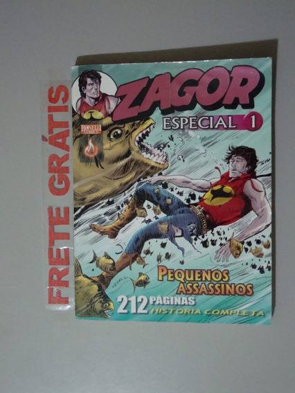 Revista Zagor - Especial 1 - Pequenos Assassinos