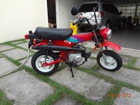Honda Ct 70 Ano 1994 Vermelha Ultima Serie Fabricação