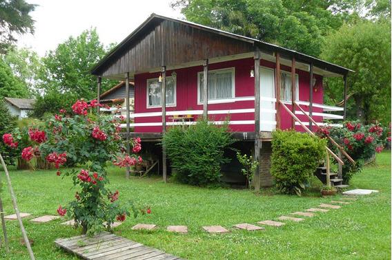 Alquiler Tigre Antequera 200 Cabaña Casa Temporario