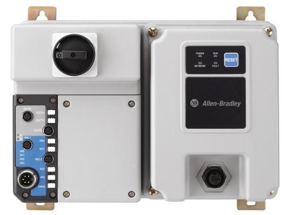 Controlador De Motor Allen Bradley 280d-f12z-10c-cr-3