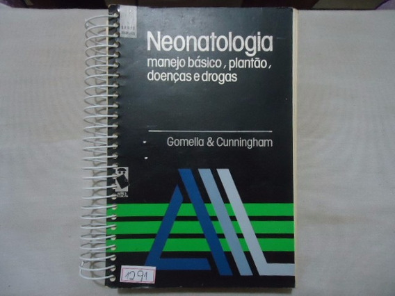 Livro Neonatologia Manejo Básico,plantão,doença...n.1291 @@