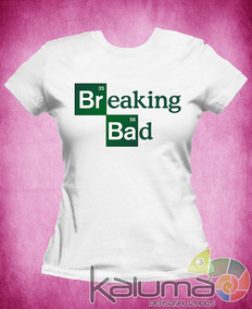 Camiseta Breaking Bad Better Call Saul 100% Poliéster #2238