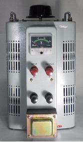 Regulador De Tensão Variac 127v~220v 10kva Monofásico